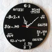Часы-математика