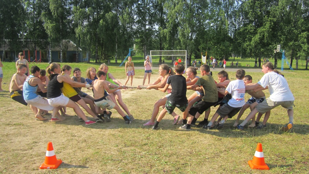 Конкурс лучший летний лагерь